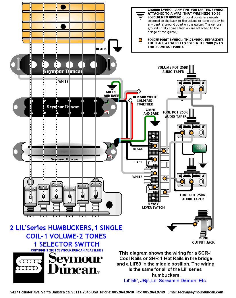 Sheet Music And Scores 5 Way Super Switch Wiring Diagram 2 Hums Strat W 2lil Hum In Bridge