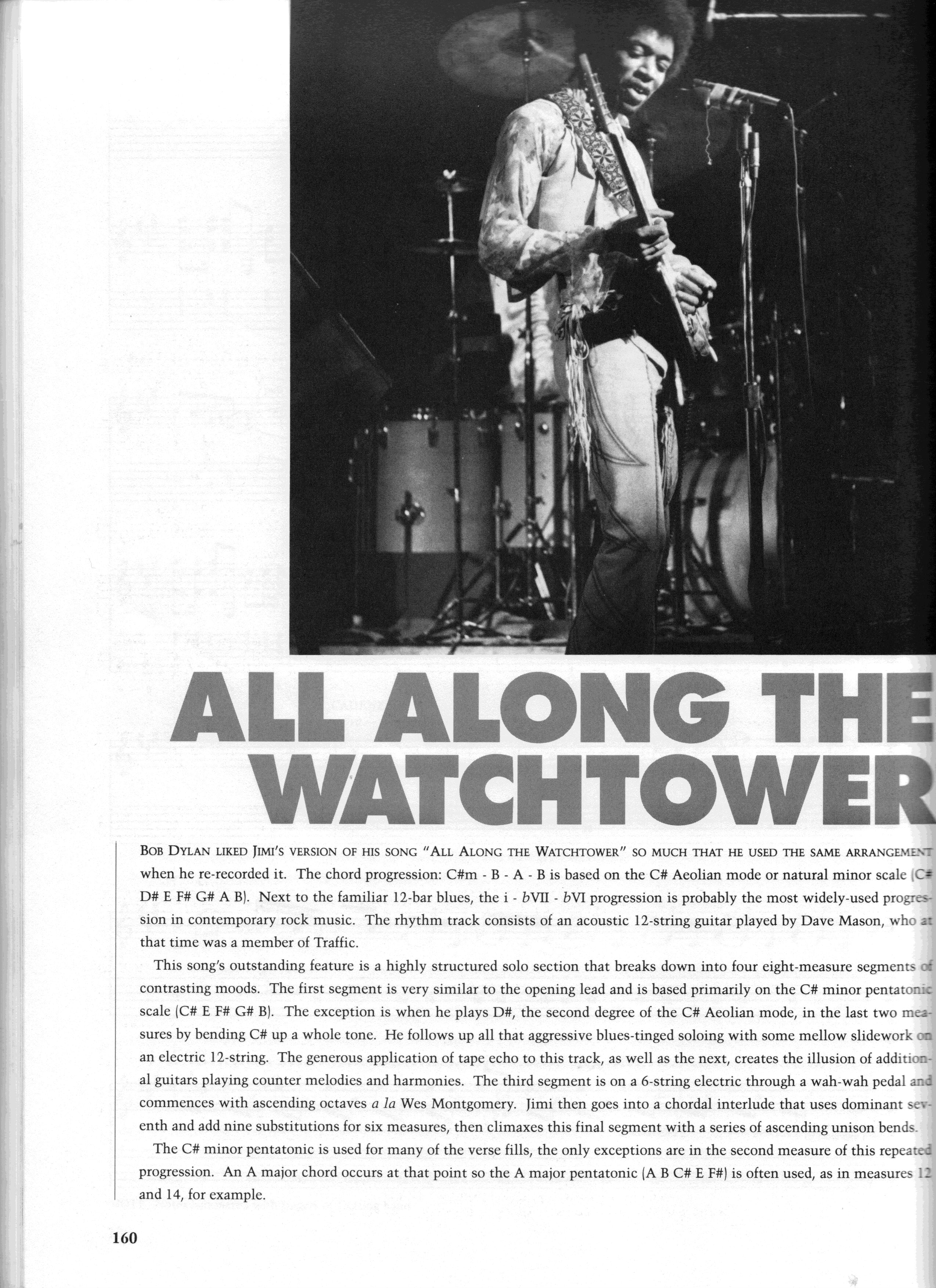 Jimi Hendrix All Along The Watchtower Album