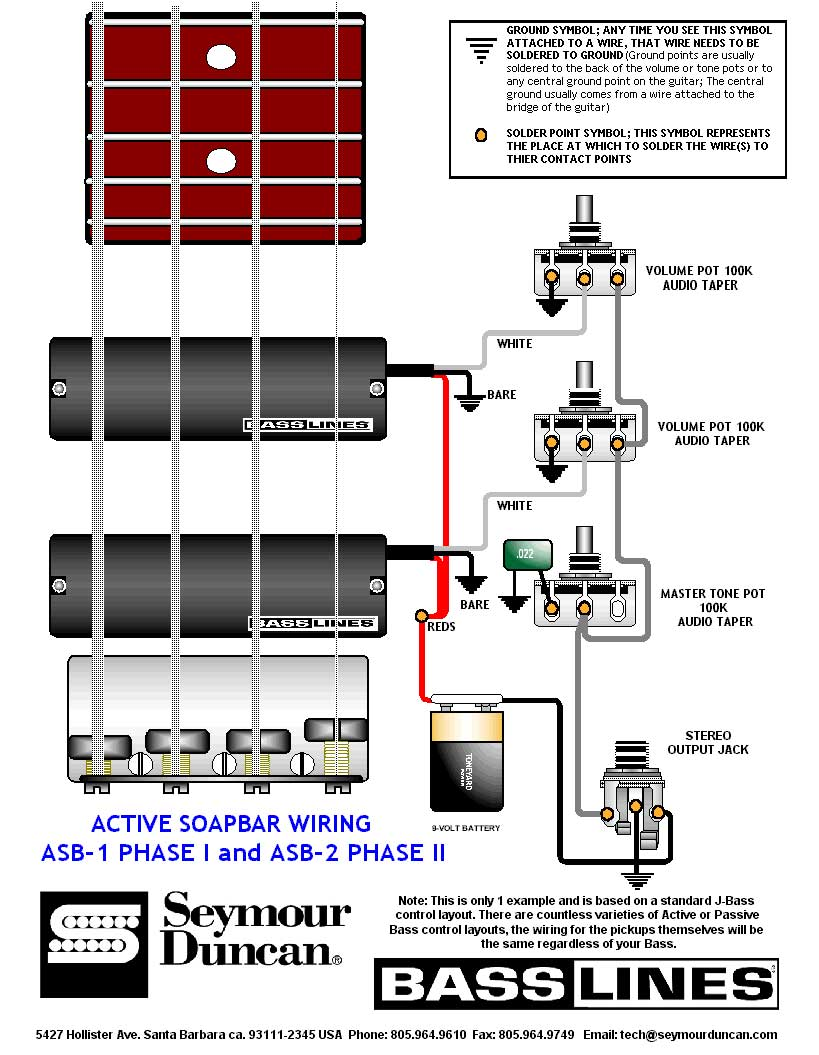 Carvin Wiring Diagrams Electrical Diagram Schematics Peavey Bass Guitar Schematic Treble Bleed Active Pickup